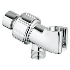 grohe 28418000 accessories shower arm shower holder in chrome