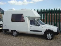 mini camper van mini motorhome hi top motorhome for sale in excellent condition