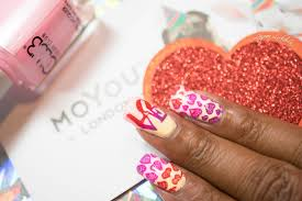 lacquer lockdown valentine u0027s day 2016 heart gradients on