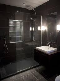 black bathroom tiles ideas fresh black bathroom tiles with regard to white floo 10356