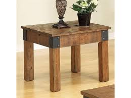 decorative tables for living room rustic end tables for living room best table decoration