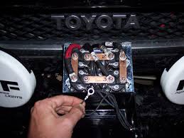 i need help with winch solenoid wiring photo toyota fj