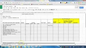 Alcohol Inventory Spreadsheet Making A Copy Of Inventory Sheet And Renaming Youtube