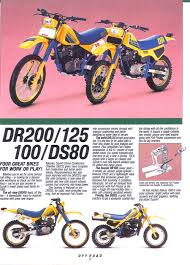 1983 dr125 what to do dr z 125 125l 250 thumpertalk