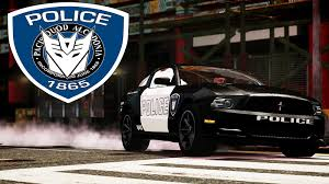 transformers ford mustang gta gaming archive