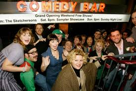 comedy bar grand opening brings sketch comedy to no longer sketch