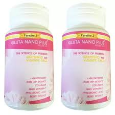 Gluta Nano gluta nano plus 900 000 mg l glutathione hip extract and