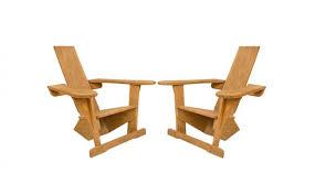 Westport Chair 10 Easy Pieces Adirondack Chairs Gardenista