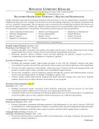 Nanny Job Description Resume Example by Rt Versus Quality Healthcare Resume