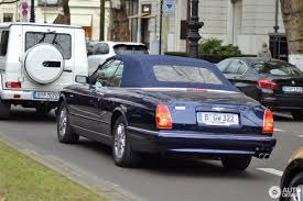 bentley azure for sale bentley azure 1 march 2017 autogespot