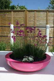 Modern Garden Planters Source Tom Robinson Living Landscapes Garden Design Ideas And Tips