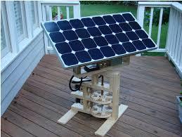 Diy Solar Tracker Engineersgarage