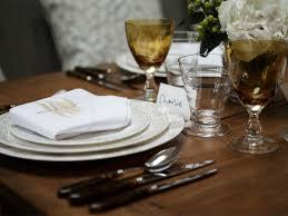 Beautiful Table Settings Beautiful Table Settings For Christmas Nina Campbell