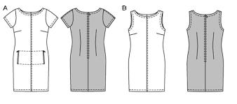 patron robe de chambre femme gratuit la robe droite mondial tissus