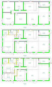 rectangle house floor plans 100 rectangular house plans modern ravishing modern living