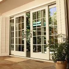 Wood Patio Doors Sliding Patio Doors Chaign Il Renewal By Andersen