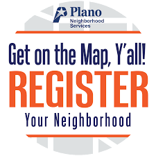 Plano Tx Map Homeowners U0027 Associations Neighborhood Associations And Crime