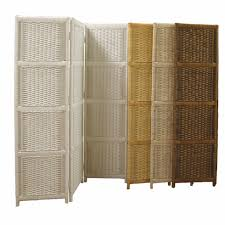 Wicker Room Divider Wicker Room Divider