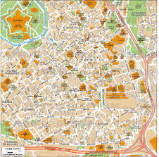 Orleans France Map by Geoatlas City Maps Lille Map City Illustrator Fully