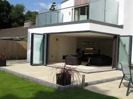 folding glass wall exterior 90 small studio google search
