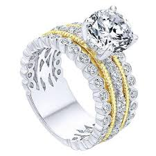 engagement rings 600 yellow and white gold engagement rings 9110