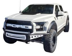 Ford Raptor With Lift Kit - daystar driven by design