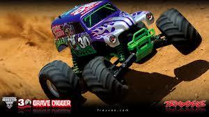 monster jam grave digger rc truck traxxas 30th anniversary grave digger rcnewz com