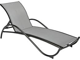 Aluminum Chaise Lounge Chair Design Ideas Chaise Lounges Combination Of Metal Rubber Wicker Rattan Chaise