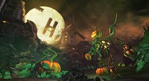 halloween themed wallpaper amazon com borderlands 2 headhunter 1 tk baha u0027s bloody harvest