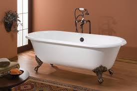 Cast Iron Bathtub Weight The Ultimate Guide To Clawfoot Bathtubs 50 Ideas