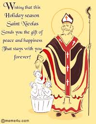 St Nicholas Meme - saint nicholas day st nicholas day quotes pinterest saint