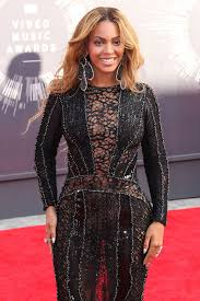 see thru blouse pics did beyoncé really not realize that was completely see