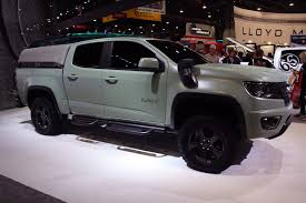 subaru pickup concept chevy rolls truck concepts into sema ready for surf and snow