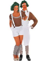 oompa loompa costume mens oompa loompa costume umpa lumpa fancy dress couples