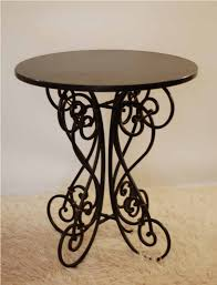 small wrought iron table small wrought iron table tedx designs choosing the best of small