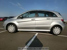 mercedes b class 2009 used 2009 mercedes b class b170 cba 245232 for sale bf591665