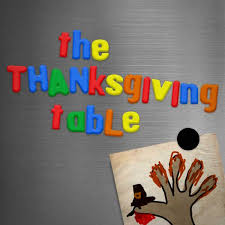 the thanksgiving table script the skit guys