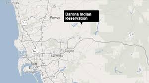 San Diego Terminal Map by Santa Barbara Man Killed By Deputies On San Diego Area Indian
