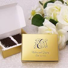 personalized wedding favor boxes cake favor boxes weddings wedding corners