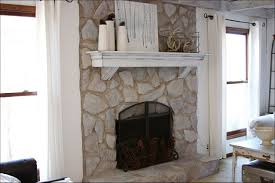 interiors marvelous air stone fireplace stone veneer over brick