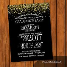 graduation open house invitation best graduation party invites products on wanelo
