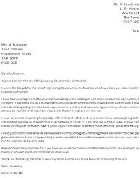 engineering construction craft worker cover letter example u2013 cover