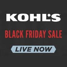 kohls tv black friday kohl u0027s black friday 2016 ad blackfriday com