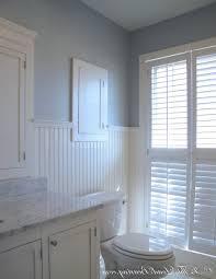 inspiring blue and white bathroom decoration using white bathroom