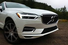how much does a new volvo truck cost 2018 volvo xc60 t8 hybrid is chock full of safety and style roadshow
