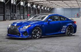 lexus rcf widebody 2015 lexus rc f by gordon ting and beyond marketing shown at sema show