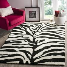 Taupe Zebra Rug Animal 7x9 10x14 Rugs Shop The Best Deals For Oct 2017