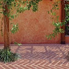 Herringbone Brick Patio Wall Stencils Floor Stencils Patio Herringbone Brick
