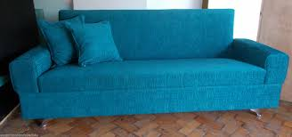 Chenille Sofa by Blue Chenille Sofa With Ideas Image 46134 Kengire Com