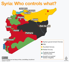 Syria Map Location by Turkey And Russia Push For Safe Zones In Syria Syria News Al